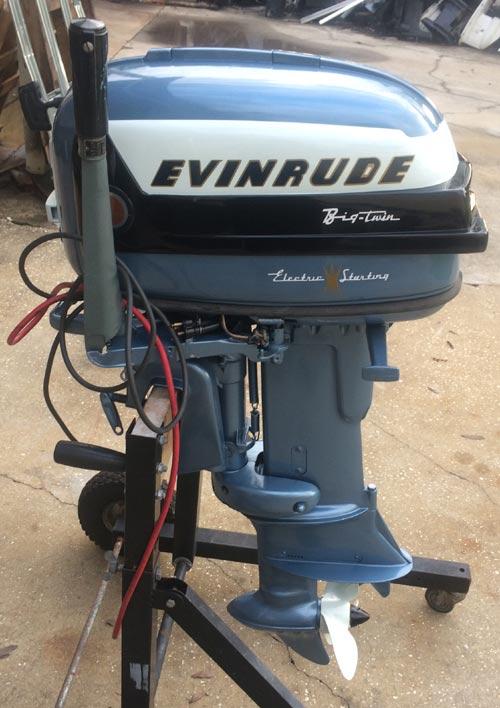 Johnson 15 hp Outboard Fuel Mixture motor manual