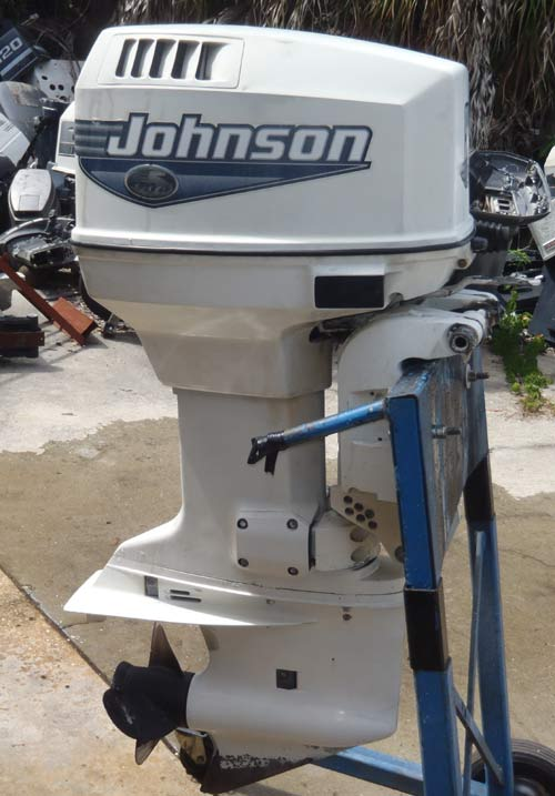 Johnson 90 Hp v4 Outboard Specs repair Manual