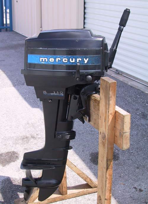 9 8hp mercury Outboard manual